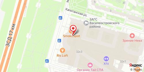 Кафе-бар СССР, Санкт-Петербург, В.О., Морская набережная 21, к.2