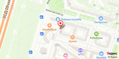 Ресторан Евразия, Санкт-Петербург, Капитанская ул., 4
