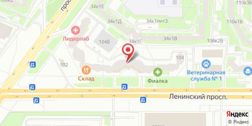 Ресторан Satori, Санкт-Петербург, Ленинский пр., д. 104
