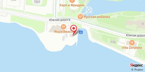 Экстрим-бар (XXXX), Санкт-Петербург, Южная дорога, 6