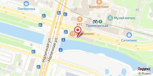 Ресторан Две палочки, Санкт-Петербург, Одоевского ул., 34