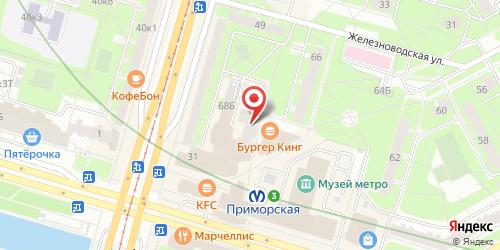 Кафе-бар Асидо, Санкт-Петербург, Железноводская ул., 68