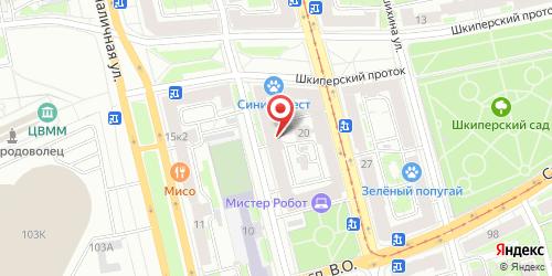 Кафе Валета, Санкт-Петербург, Опочинина ул., 27