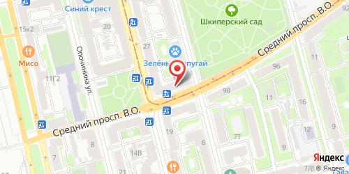 Кафе-бар Пивница Калачеевская, Санкт-Петербург, Средний пр. В.О., 97