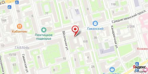Кафе Клио, Санкт-Петербург, Среднегаванский пр., 10