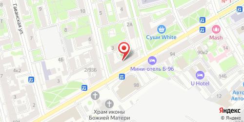 У причала (U Prichala), Санкт-Петербург, Большой пр-т, 91