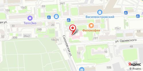 Ресторан Харбин, Санкт-Петербург, Одоевского ул., 27