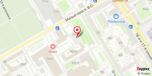 Клуб Flyer / Флаер, Санкт-Петербург, Малый пр. В.О., 54