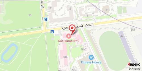 Кафе Кафе, Санкт-Петербург, Крестовский пр., 18