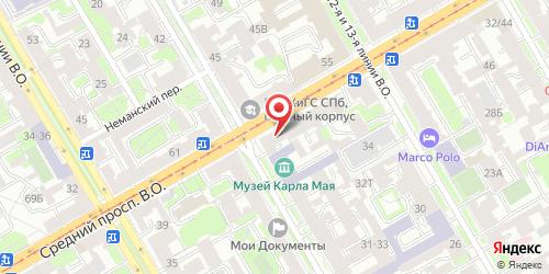 Кафе Кабанчик, Санкт-Петербург, Средний пр. В.О., 56