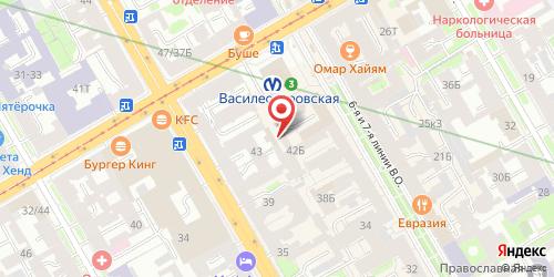 Бар Толстый фраер, Санкт-Петербург, 8-я линия В.О., 43