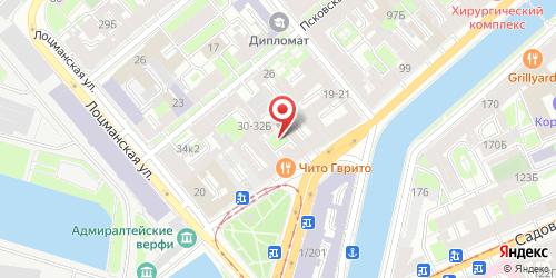 Бар Мета-лимитед, Санкт-Петербург, Римского-Корсакого пр., 109
