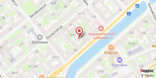 Кафе Ржавая подкова, Санкт-Петербург, Римского-Корсакова пр., 95