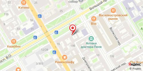 Кафе Шмель, Санкт-Петербург, Большой пр. В.О., 22