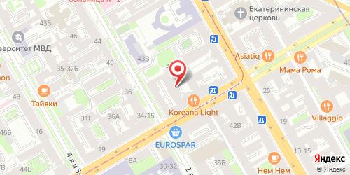 Ресторан Евразия, Санкт-Петербург, Средний пр. В.О., 11