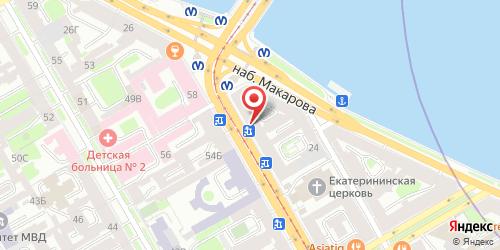 Хельсинкибар (Helsinkbar), Васильевский остров, Кадетская линия, д. 31