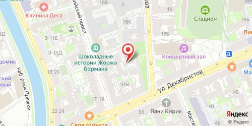 Кафе-бар Сильва / Silva, Санкт-Петербург, Декабристов ул., 49