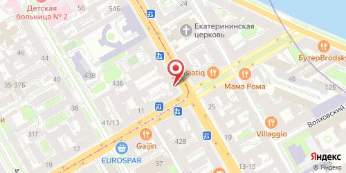 Бар Шмель, Санкт-Петербург, 1-я линия В.О., 46