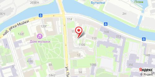 Ресторан Mediteran / Медитеран, Санкт-Петербург, Писарева ул., 6-8