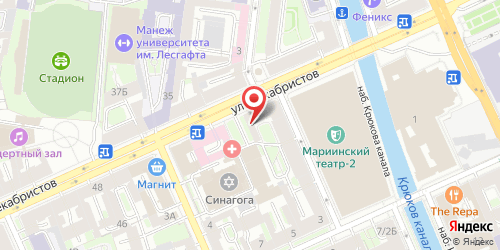 Кафе Нипон, Санкт-Петербург, Декабристов ул., 36