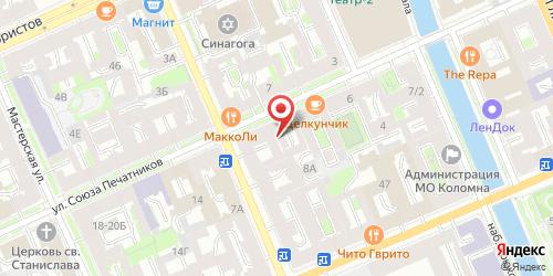 Суши-бар Евразия, Санкт-Петербург, Союза Печатников ул., 10