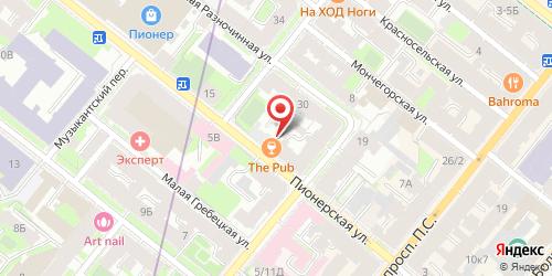 Бар Алкогений, Санкт-Петербург, Пионерская ул., 11