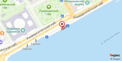 Ресторан New Island, Санкт-Петербург, В.О., Румянцевский спуск