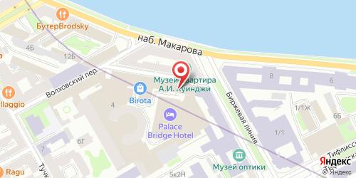 Ресторан Портофино / Portofino, Санкт-Петербург, Биржевой пер., 2, отель Sokos Hotel Palace Bridge
