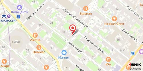 Брассерия Kriek / Крик, Санкт-Петербург, Малый пр. П.С., 48