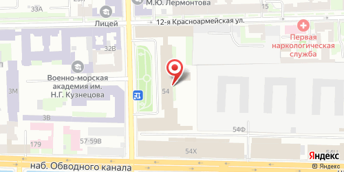 Кафе Сушки, Санкт-Петербург, Лермонтовский пр., 54