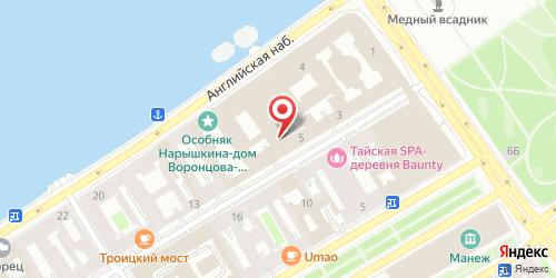 Кафе-бар Нирвана, Санкт-Петербург, Галерная ул., 5