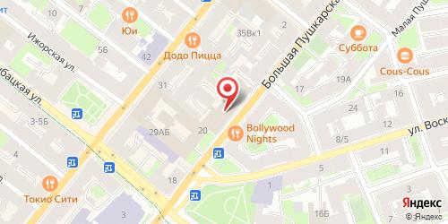 Закусочная Закусочная, Санкт-Петербург, Большая Пушкарская ул., 22