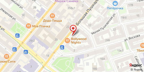 Ресторан Daniil, Санкт-Петербург, ул. Большая Пушкарская, д. 15