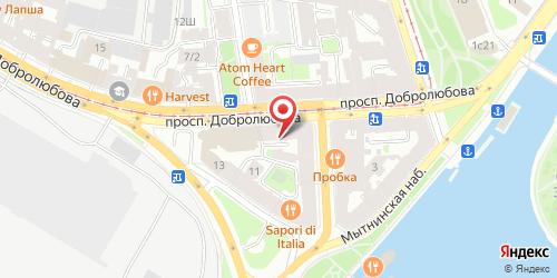 Пиццерия Cili Pizza / Чили пицца, Санкт-Петербург, Добролюбова пр., 8