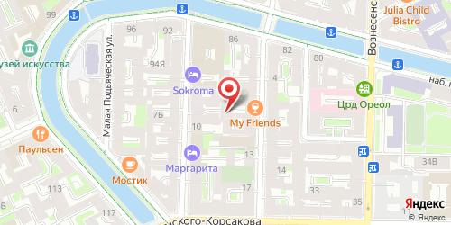 Бар Booz / Буз, Санкт-Петербург, Большая Подъяческая ул., 7
