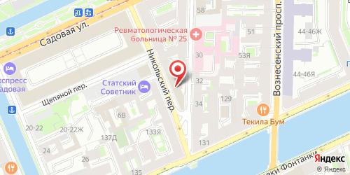 Ресторан Рибай Бар Ribeye Bar, Никольский пер. 8
