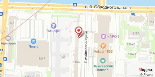 Кофейня Микс, Санкт-Петербург, Обводного канала наб., 118 (РТК Варшавский экспресс)