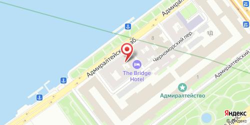 Красный город (закрыт), Санкт-Петербург, Адмиралтейская наб., 12