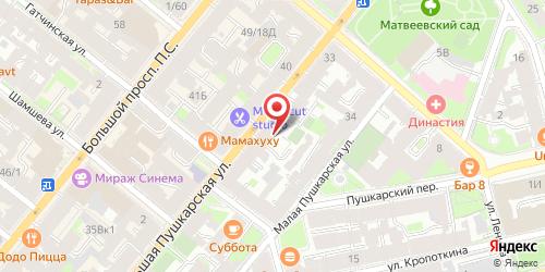 Бар Baranbar / БаранБар, Санкт-Петербург, Большая Пушкарская ул., 27