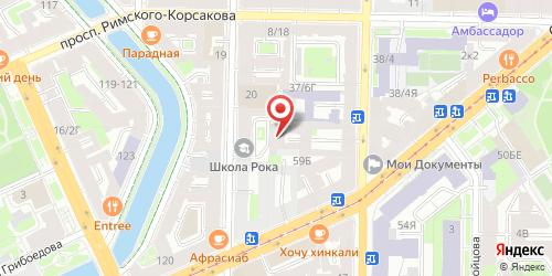 Ресторан Корейский дом, Санкт-Петербург, Большая Подъяческая ул., 22