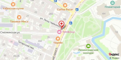 Кафе Bel-Fior / Бель-Фьор, Санкт-Петербург, Кронверкский пр., 63
