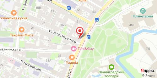 Пиццерия Pizza Ollis / Пицца Оллис, Санкт-Петербург, Кронверкский пр., 61