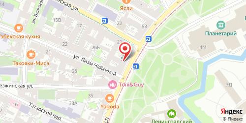 Пельменная Волшебный вкус, Санкт-Петербург, Кронверкский пр., 59-а