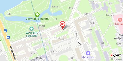 Суши-бар Ки До, Санкт-Петербург, Академика Павлова ул., 14 А