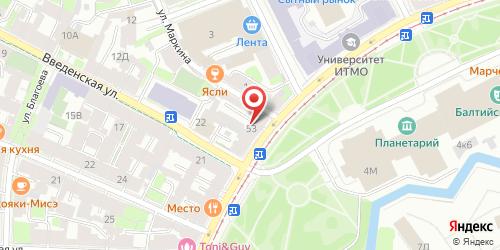 Ресторан Демьянова Уха, Санкт-Петербург, Кронверкский пр., д. 53