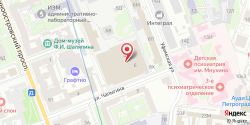 Кафе Седьмое небо, Санкт-Петербург, Чапыгина ул., 6, 6 этаж