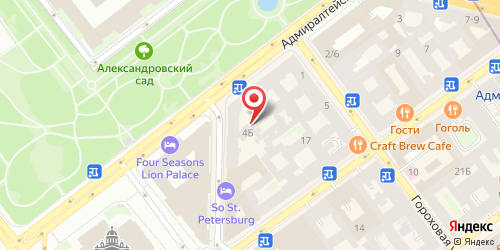 Ресторан Колесо, Санкт-Петербург, Вознесенский проспект, д. 2