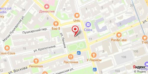 Ресторан Розарио, Санкт-Петербург, Кропоткина ул., 1 (БЦ Сенатор)