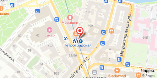 Пицца Хат (Pizza Hut), Санкт-Петербург, Каменноостровский пр., 37