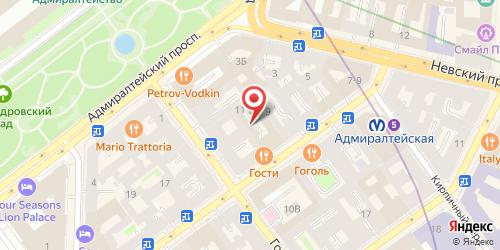 Бар Music bar 11 / Одиннадцать, Санкт-Петербург, Малая Морская ул., 11